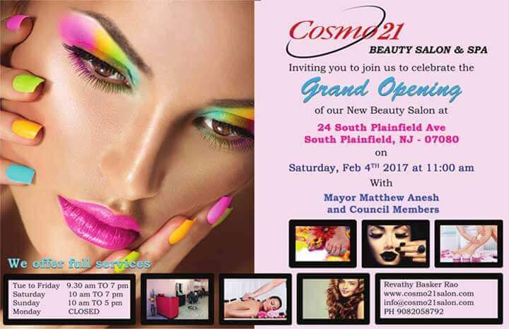 Grand Opening Cosmo21